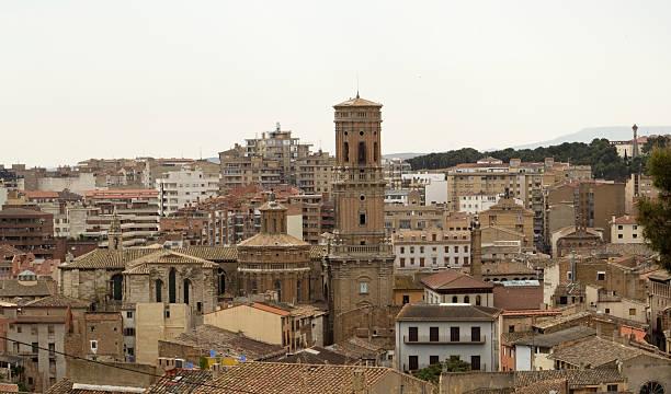 Tudela, España - foto de stock