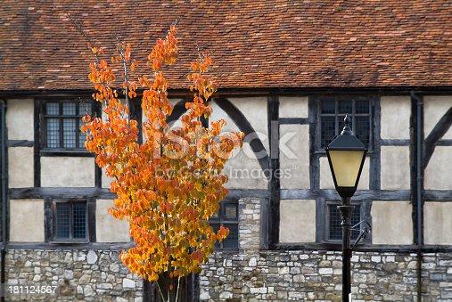 istock Tudor house 181124567