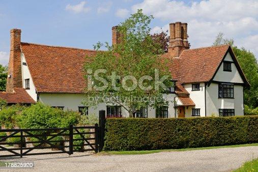 istock Tudor Manor 178825920