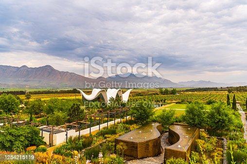 Bosjes Wedding Chapel in Worcestor, Western Cape, South Africa. Designed by Coetzee Steyn of Steyn Studio, London