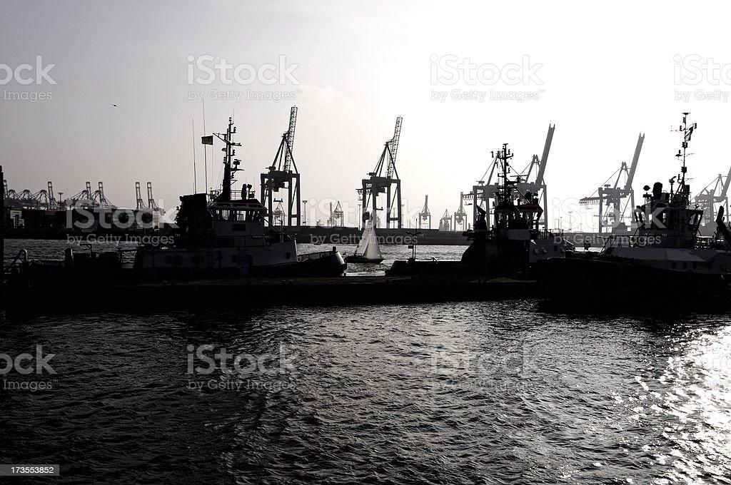 port hamburg....
