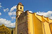 istock Tuili, Medio Campidano, Sardinia, Italy: church of St Peter, apostle 179724754