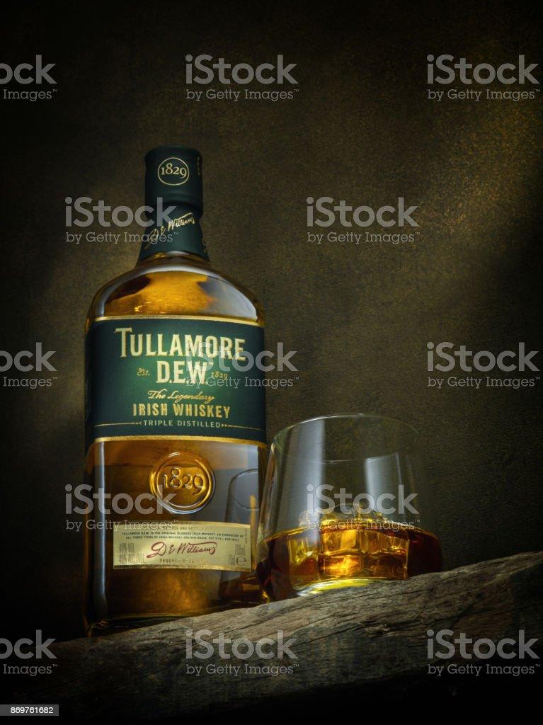 tullamore  editorial stock photo
