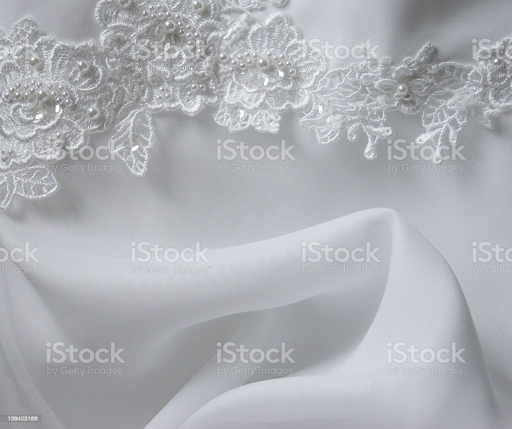 Tulle and Lace royalty-free stock photo