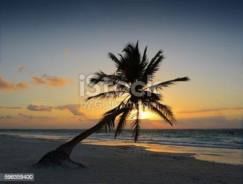 Tulum Sunrise Stock Photo & More Pictures of Beach