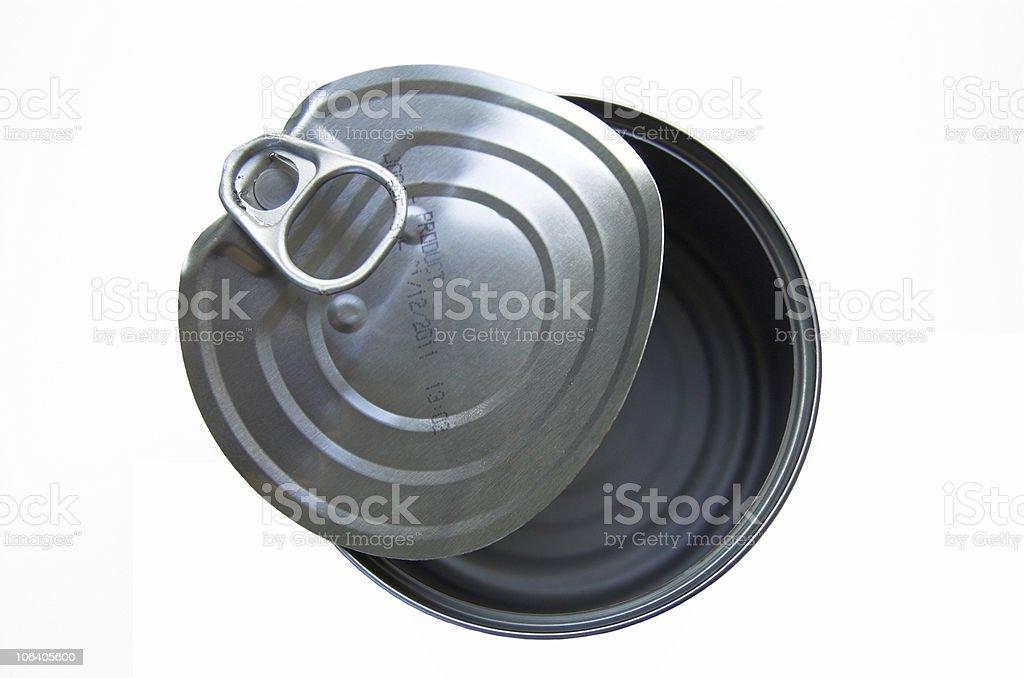 tuna can royalty-free stock photo