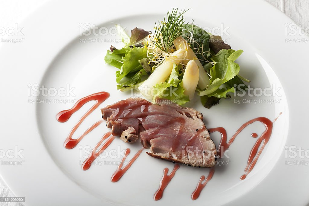 tuna royalty-free stock photo