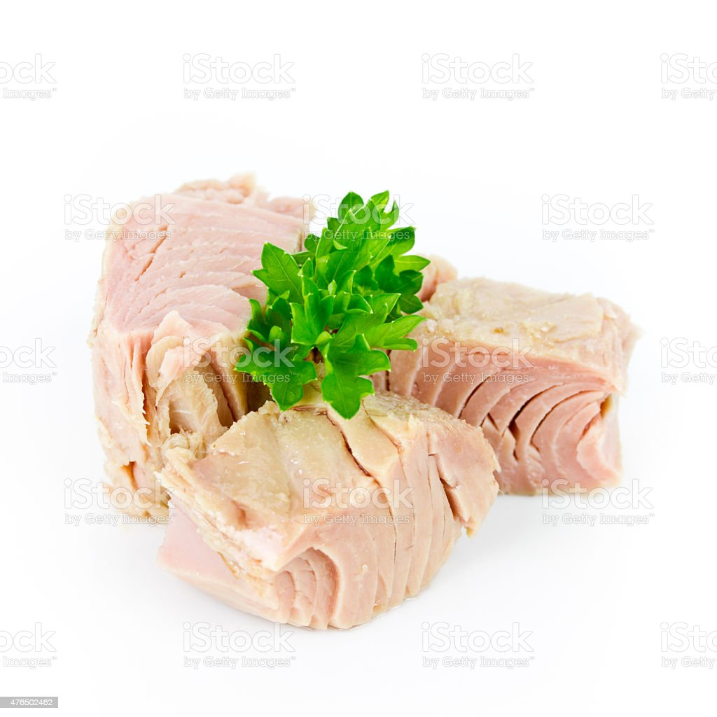 tuna stock photo