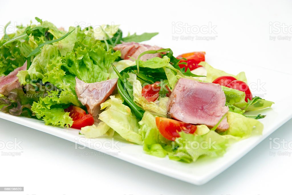 Tuna salad - Royalty-free Cooking Stock Photo