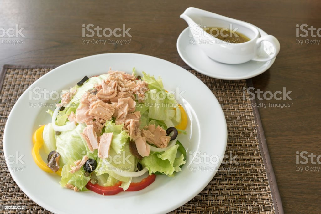 Tuna Salad royalty-free stock photo
