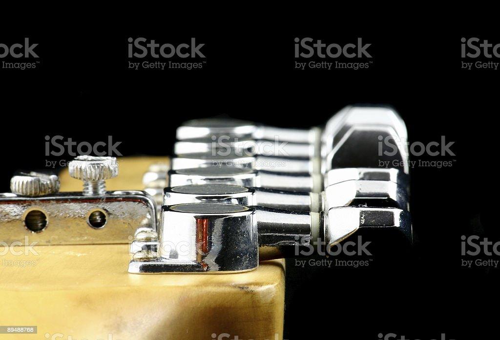 Tuners stock photo