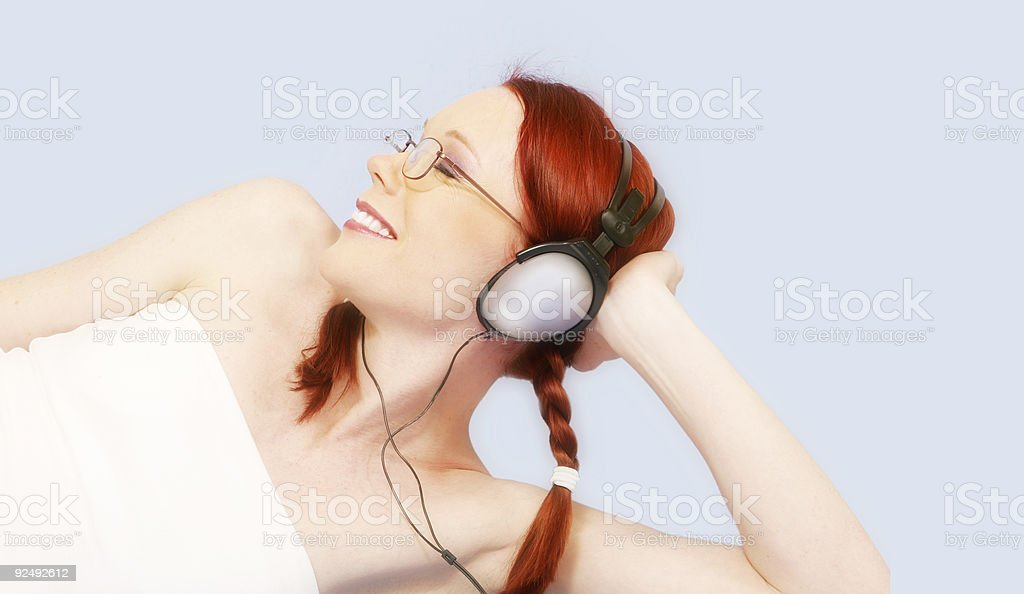 Tunes royalty-free stock photo