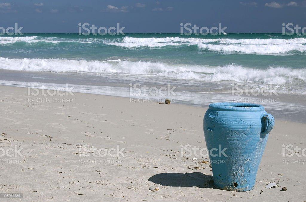 Tunesien Strand foto stock royalty-free