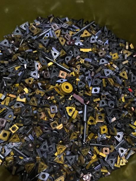 Carbure de tungstène - Photo
