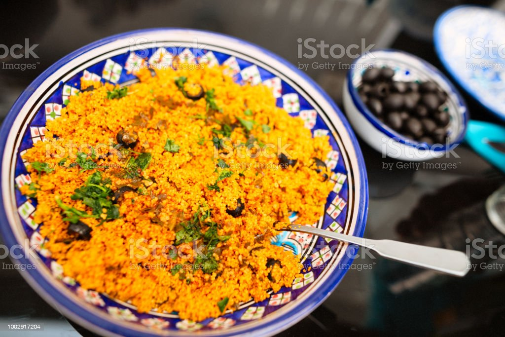 Tunisian Couscous Stock Photo Download Image Now Istock
