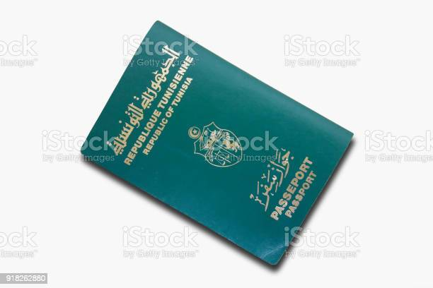 Tunisian passport isolated on a white background picture id918262880?b=1&k=6&m=918262880&s=612x612&h=lkt4snrr9hkhppfvsgpoyoutkjgrrsl wch1vpld32y=