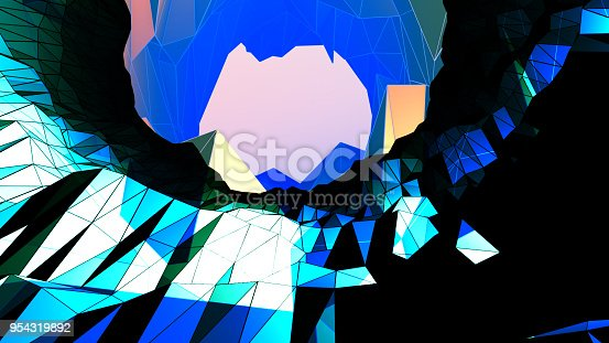 537447438 istock photo Tunnel  Background Abstract Wallpaper 954319892