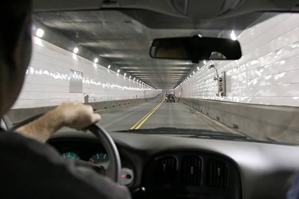 tunnel, zwischen den USA und Kanada – Foto