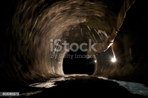 istock Tunnel junction 503085973