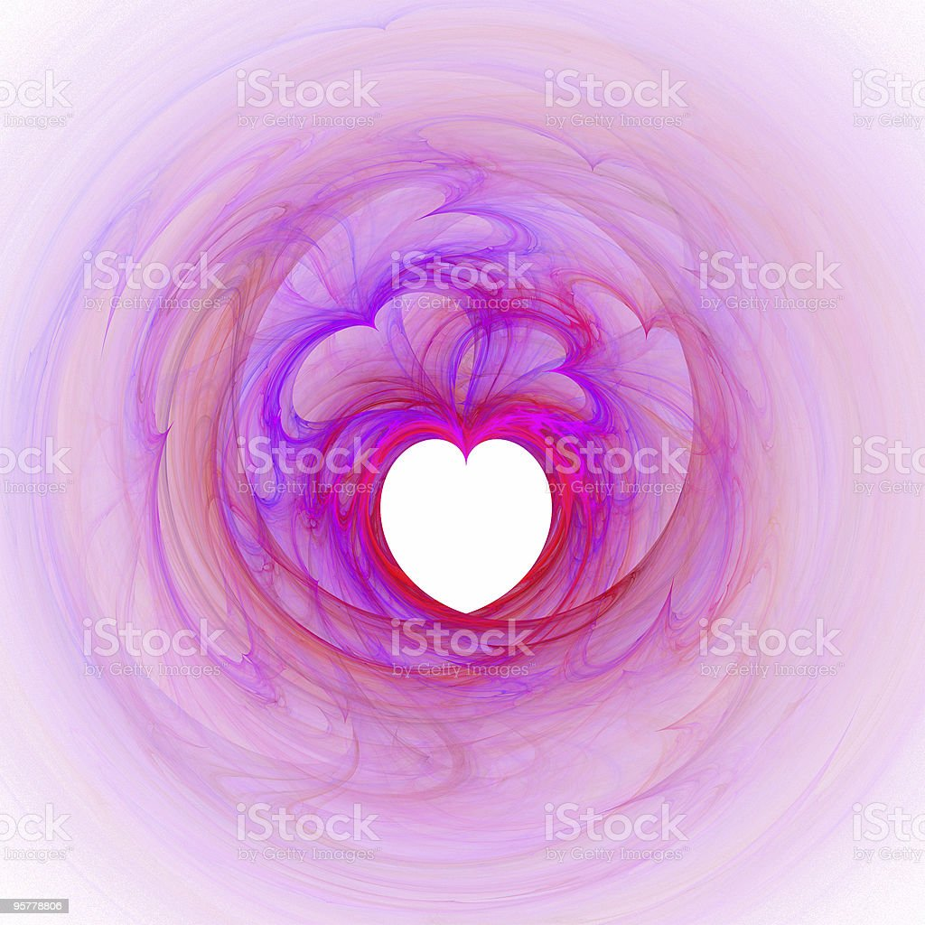 Tunnel of Love royalty-free stock photo