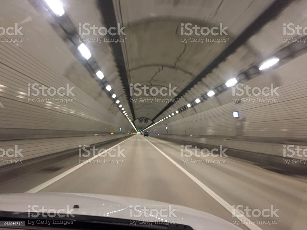 tunnel  - Lizenzfrei Fotografie Stock-Foto