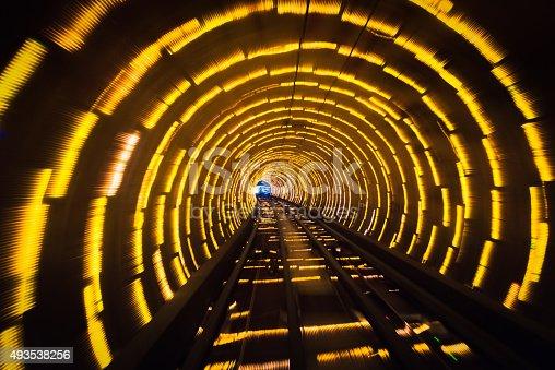 istock Tunnel Rush 493538256