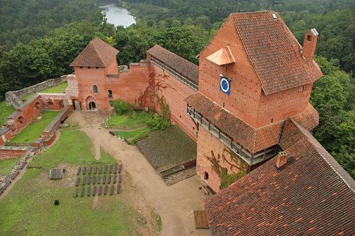Turaida Castle , Latvia