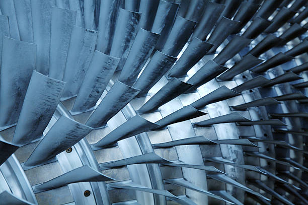Turbine ouvert - Photo
