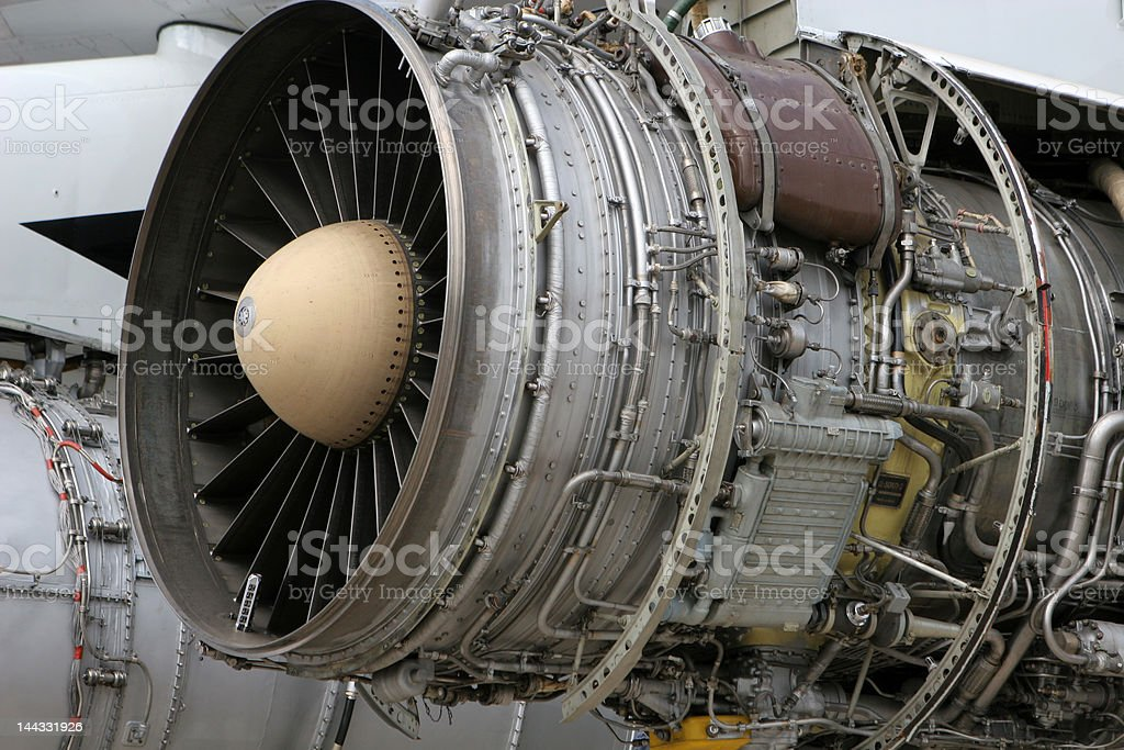 turbine stock photo