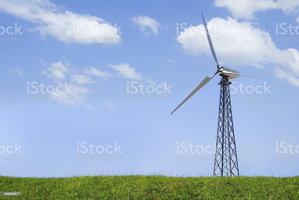turbine royalty-free stock photo