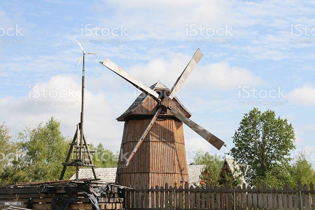 Turbina foto stock royalty-free