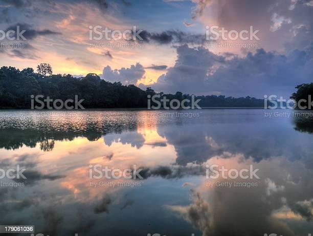 Photo of Turbulent Cloudscape at Dawn