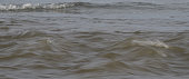 istock Turbulent water at Pentewan Cornwall 1297771907