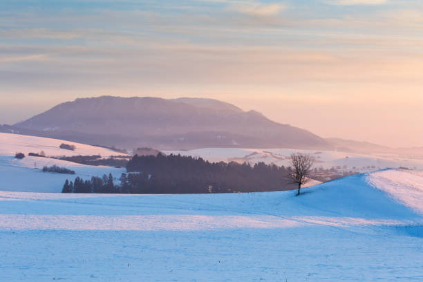 turiec 지역, 슬로바키아 - 벨리카 파트라 뉴스 사진 이미지