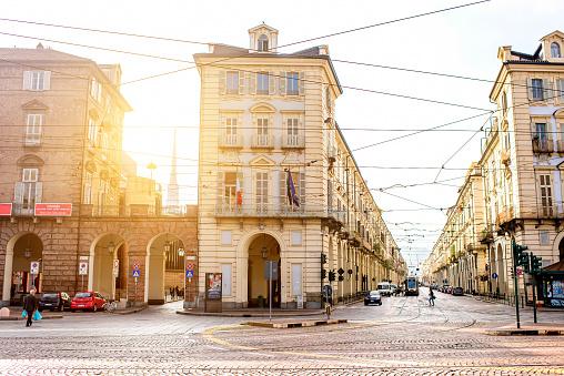 Turin city in Italy