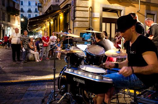Turin, Festa della Musica