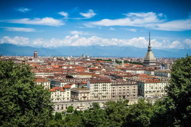 Turin Italy stock photo