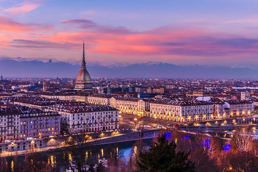 Torino, Mole antonelliana.