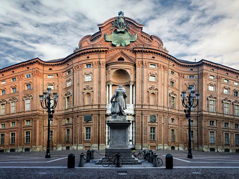 Turin, Palazzo Carignano
