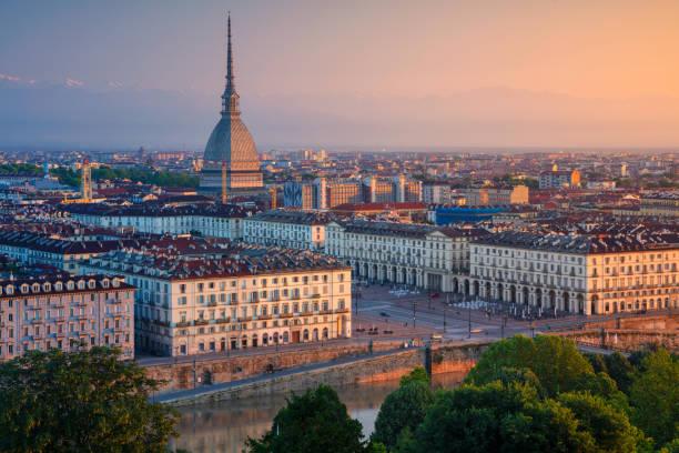 Turin. stock photo