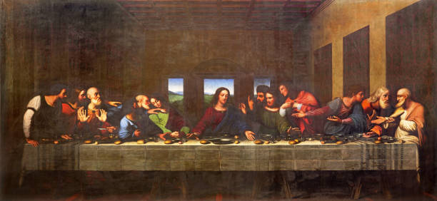 Best last supper stock photos pictures royalty free - Last supper 4k ...
