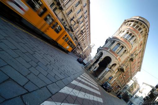 Turin urban scene, Italy