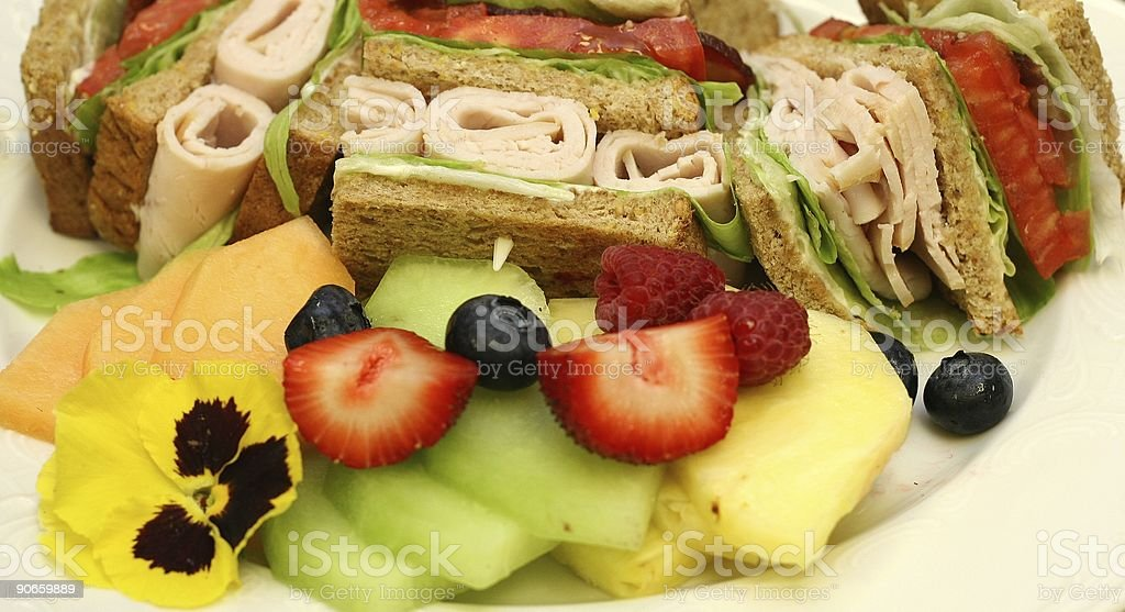 Turkey Club royalty-free stock photo