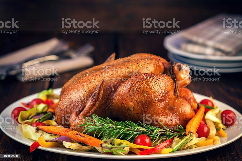 Die Türkei Abendessen – Foto