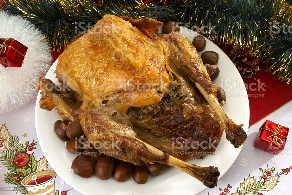 turkey royalty-free stock photo