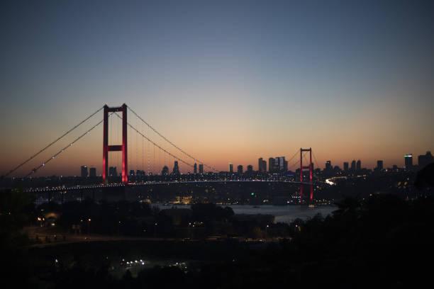 Turkey renames Bosporus Bridge