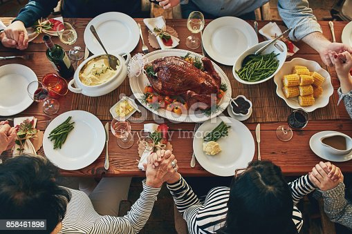 istock Turkey sure is the centerpiece of every meal 858461898