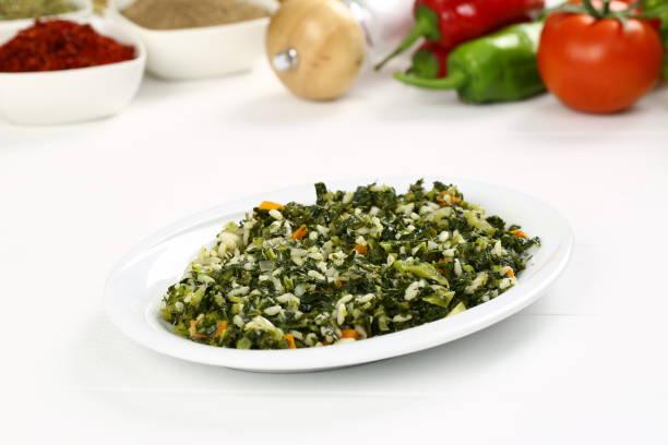 Turkish Appetizers - Meze - foto stock