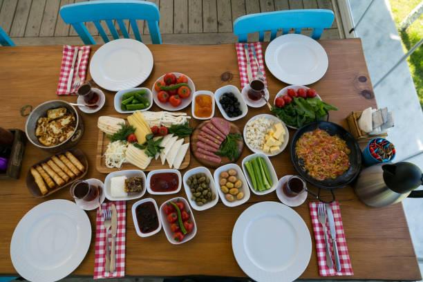 Turkish Breakfast – zdjęcie