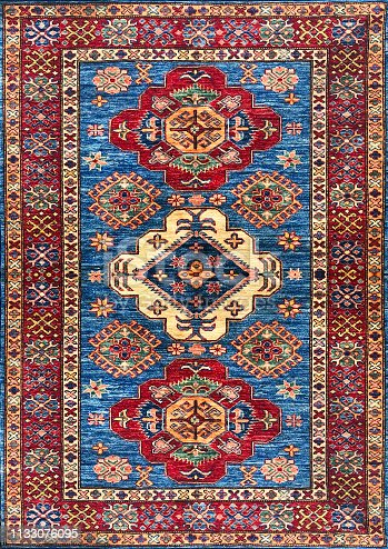 Traditional handmade Turkish Carpet.